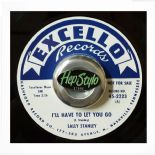 "45Re ✦ SALLY STANLEY ✦ ""I'll Have To Let You Go"" Killer Bluesy R&B Mid-Pacer ♫"